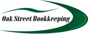 oak st bookkeeping logo